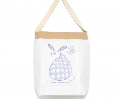 Paper Bag with Bunny