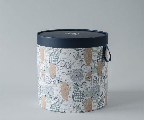 Round Gift Box Tube