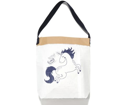 Paper Bag with Unicorn