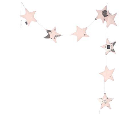 Βαμβακερή γιρλάντα StarDust Sugar Unicorn